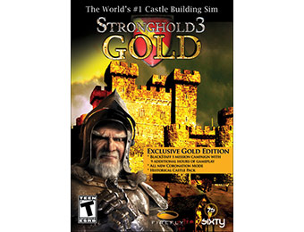 80% off Stronghold 3 Gold (PC Download) w/ coupon GFDAPR20