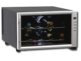 Extra $30 off Frigidaire FWC084HM 8-Bottle Silver Wine Cellar