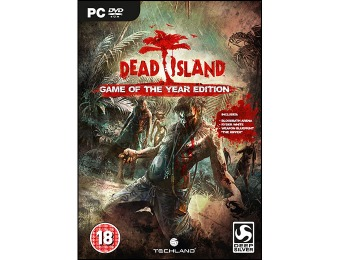 75% Off Dead Island Game of the Year Edition, PC Download