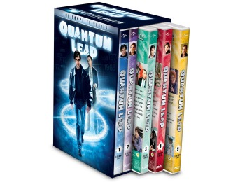 $120 off Quantum Leap: The Complete Series DVD