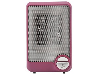$9 off Insignia NS-HTMC01-R Desktop Ceramic Heater