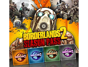 67% off Borderlands 2 Season Pass (PC Download)