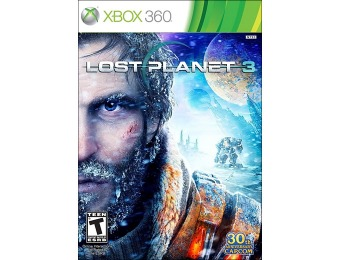 70% off Lost Planet 3 - Xbox 360