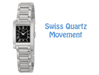 75% Off ESQ Movado 07101380 Venture Swiss Quartz Watch