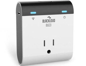 83% off Blackloud BUZZI Wireless WI-FI Smart Plug