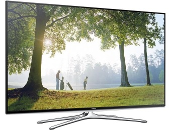 "$452 off Samsung UN50H6350 50"" 1080p 120Hz LED Smart TV"