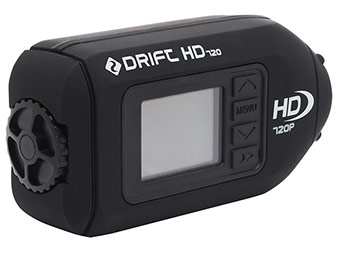44% Off Drift Innovation HD 720p Action Camcorder
