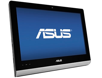 "$200 off Asus 21.5"" LED HD Touch-Screen All-In-One Computer"