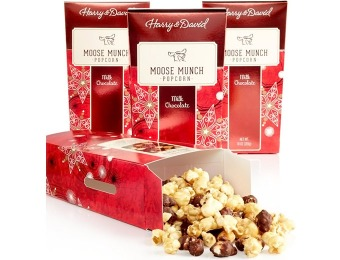 76% off 4 Pack Harry & David 10 oz. Milk Chocolate Moose Munch