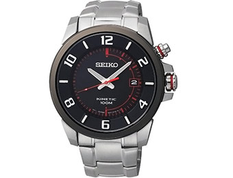 71% off Seiko SKA553 Men's Kinetic Analog Watch