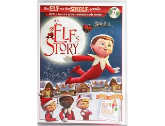 88% off Elf on the Shelf An Elf's Story Christmas Special DVD