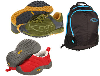 Up to 70% Off Keen Footwear & Accessories