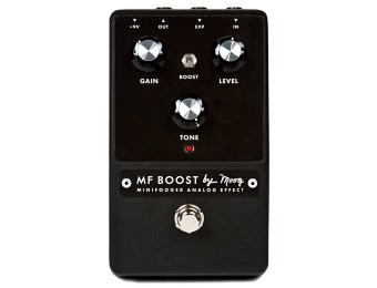 $60 off Moog Minifooger Boost Guitar Effects Pedal