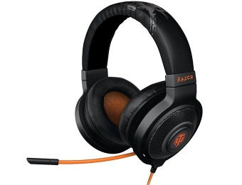 $25 off Razer Kraken Pro World of Tanks Wired Stereo Headset