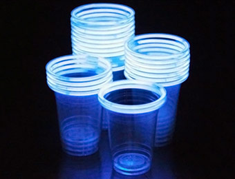 50% off 24 Count Glow Stick Party Cups (16-18 oz)