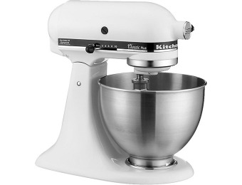 $150 off KitchenAid KSM75WH Classic Plus Series Mixer