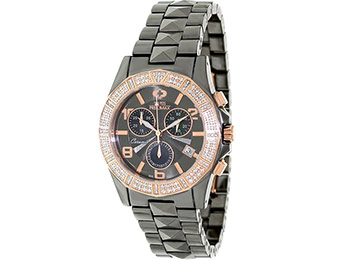 92% off Swiss Precimax Luxe Elite Women's Ceramic Watch