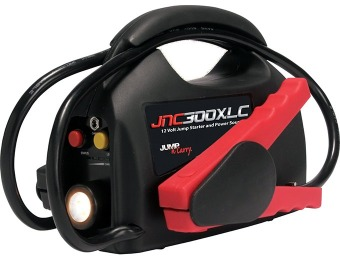63% off Jump-N-Carry JNC300XLC 900A Ultraportable Jump Starter
