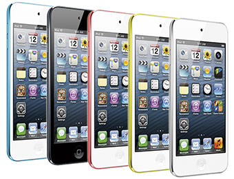 $25 off iPod touch 32GB 5th Generation (5 color choices)