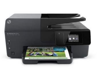$110 off HP Officejet Pro 6830 Wireless All-In-One Inkjet Printer