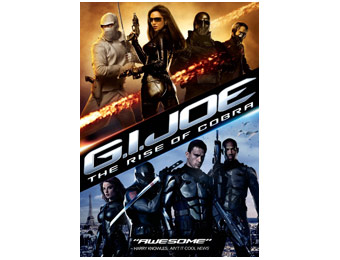 63% Off GI Joe: Rise of Cobra (DVD)