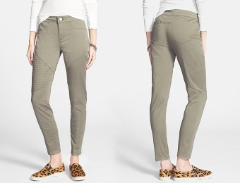 74% off Fire Quilted Skinny Pants, 2 Colors