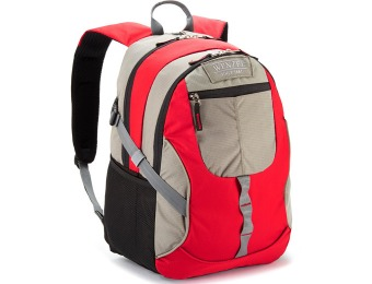 51% off Wenzel Bear River Daypack Backpack