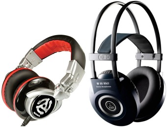 Up to 84% off Headphones - 269 Styles on Sale at Musician's Friend