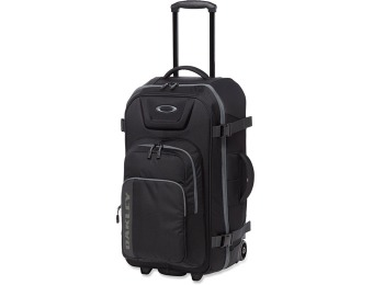 $186 off Oakley Works Carry-on Roller Luggage, 2 Styles
