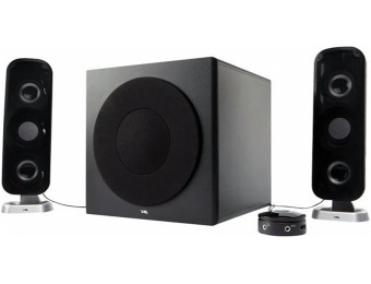 38% off Cyber Acoustics CA-3098 Speaker System with Control Pod