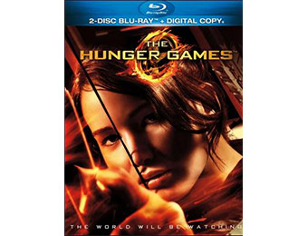 Hunger Games Blu-ray for only $8.99