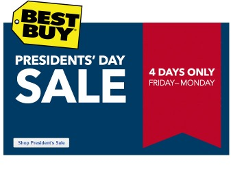 Best Buy President's Day Sale Event - Tons of Great Deals