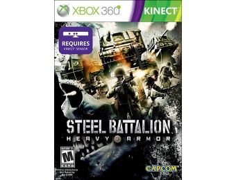 88% off Steel Battalion: Heavy Armor - Xbox 360