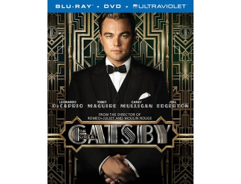 55% off The Great Gatsby (Blu-ray & DVD Combo)