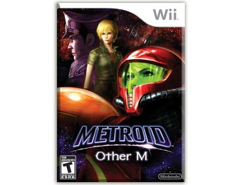 72% off Metroid: Other M - Nintendo Wii Video Game