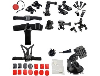 98% off Generic GoPro Accessory Ultimate Combo Kit