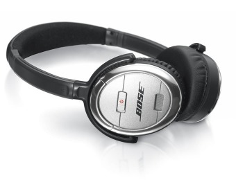 $85 off Bose QuietComfort 3 Noise Cancelling Headphones