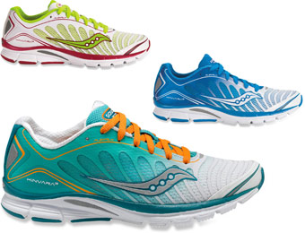 50% off Saucony Kinvara 3 Women's Road-Running Shoes, 3 colors