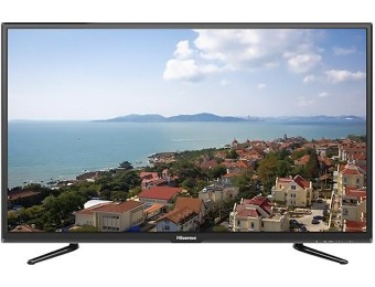 "$50 off 32"" Hisense H3 Series 32H3C 720p LED HDTV"