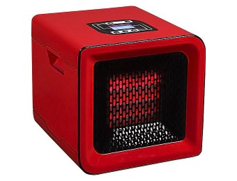 52% off RedCore R1 15314 Portable Infrared Room Heater