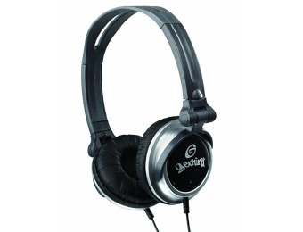 72% off Gemini DJX-03 Professional DJ Headphones