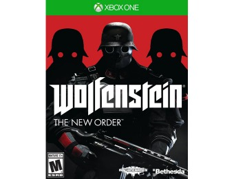 70% off Wolfenstein: The New Order - Xbox One Video Game