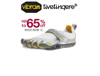Up to 65% off Vibram FiveFingers Athletic Shoes