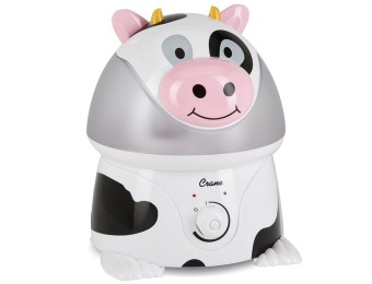 40% off Crane Cow Shaped Ultrasonic 1-Gal. Cool Mist Humidifier
