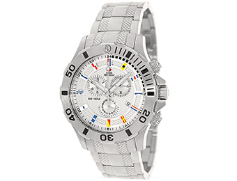 92% off Swiss Precimax SP13049 Men's Armada Pro Watch