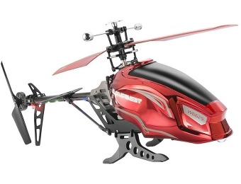 $160 off Propel Cloud Quest Outdoor RC Helicopter, 2 Colors