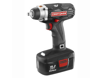 38% off Craftsman CM C3 3/8 Impact Wrench Kit