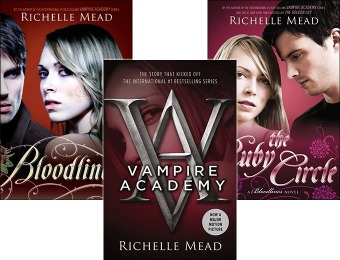 Best-Selling Vampire Academy and Bloodlines Series, $2.99 Each