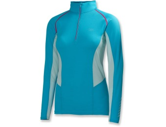 $42 off Helly Hansen Pace 2 Long Sleeve Half Zip Training Top, 3 Styles