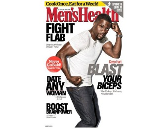 90% off Men's Health Magazine Subscription (1-year auto-renewal)